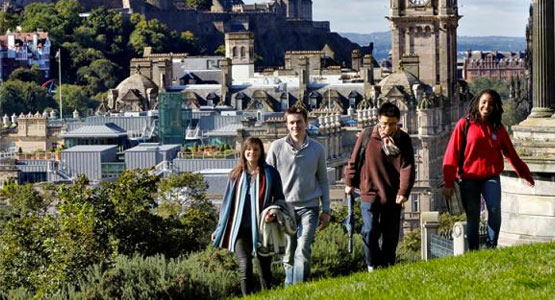 Edinburgh University Photo