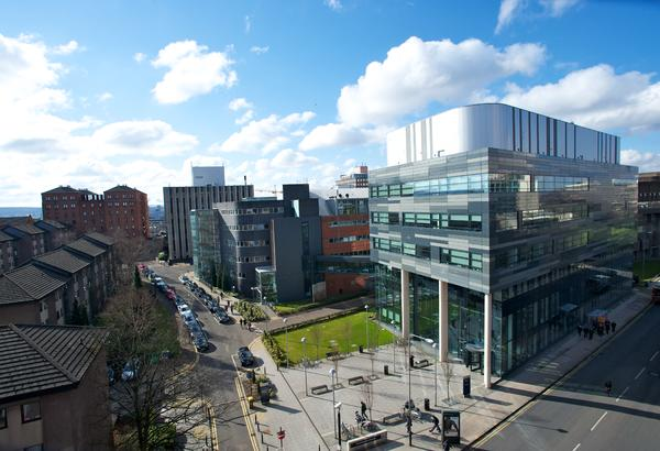 Strathclyde University Image